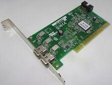 Adaptec AFW-2100 2 Port PCI Firewire Controller Card