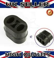 EXHAUST RUBBER HANGER MOUNTING SPARE FOR VAUXHALL OPEL MERIVA B ZAFIRA A B
