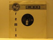 D Mob  It Is Time To Get Funky The Casualty Remix 12 Inch Vinyl 1989 Acid House