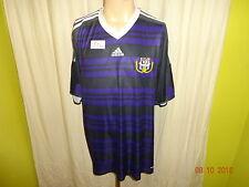 "RSC Anderlecht Original Adidas Heim Trikot 2010/11 ""ohne Hauptsponsor"" Gr.XL TOP"
