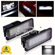 Número de LED libre de error 2x Bombilla Luz de Lámpara para VW Golf MK4 MK5