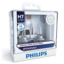 Philips 12972WHVSM - White Vision H7 Globe H7 12V 55W (2Pk) 12972WHVSM fits M...