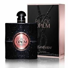 Black Opium Yves Saint Laurent EDP Women 3.0 / 3 oz 90ml YSL perfume NEW SEALED
