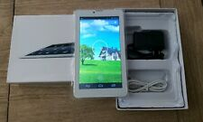 """New White Android 8"""" Tablet MediaTek 1GB With Box"""