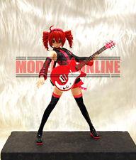 Kasane Teto Vocaloid Guitar Wonderfest Cute 1/8 Unpainted Resin Figure Model Kit
