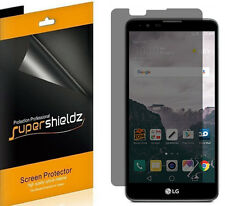 2X Supershieldz Privacy (Anti-Spy) Screen Protector Shield Saver For LG Stylo 2