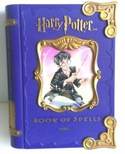 Harry Potter Rare Book of Spells Tiger Electronics Game Fact Finder Organiser