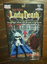 Brian Pulido's LADY DEATH (1997) Action Figure Sculpted by Clayburn Moore!