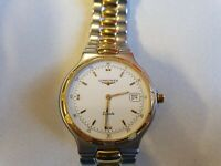 Longines Conquest L1.614.3 Watch Great Condition
