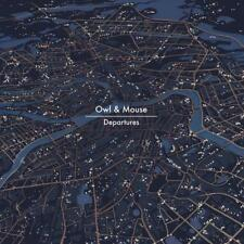OWL & MOUSE – DEPARTURES (NEW/SEALED) CD