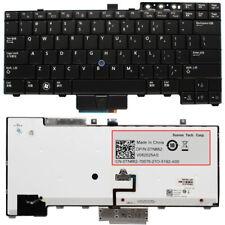 Laptop Notebook Keyboard for Dell Latitude E6400 E6410 E6510 E6500 w/ Backlight