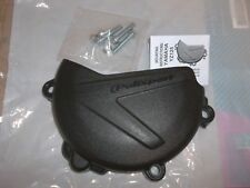 New right Side Clutch Cover Guard Protector YZ Black YZ125 125 2005 2006 - 2018