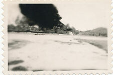 1940s WWII USAAF 42nd  Bomb Squadron South Pacific Photo #1 airplane crash