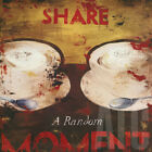 """36W""""x36H"""" SHARE A RANDOM MOMENT by RODNEY WHITE NESPRESSO CUP CHOICES of CANVAS"""