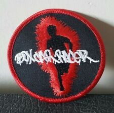 "Boxcar Racer 3"" Embroidered Iron On Patch Blink-182 AvA Delonge Barker Punk Rock"