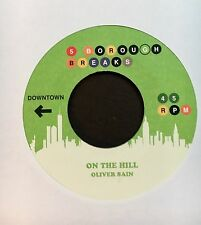 "D.I.T.C. / Oliver Sain 7""! Hip-Hop 45 + OG sample! Diamond D, Big L, FAT JOE, AG"