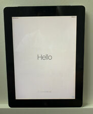 Apple iPad 4th Gen. 16GB, Wi-Fi, 9.7in - Black (CA)
