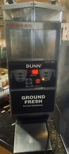 Bunn G9-2T Dbc Tall Commercial Coffee Grinder. - 2-6 lb. hoppers - 120v