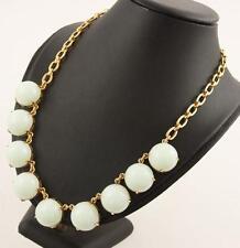 New J.Crew Iridescent Bubbles Necklace - Cream