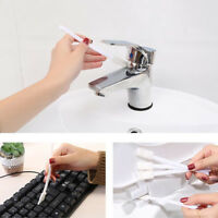 7Pcs Household Kitchen Keyboard Brush Cleaner Window Dust Cleaning Tool LD