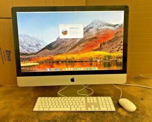 """Apple iMac 12,2 A1312 27"""" Mid 2011 i5 2.7GHz 8GB 256GB SSD (F01/4)"""
