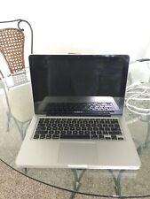 "Apple MacBook Pro A1278 13.3"" Laptop - Mid 2012 Model, Used"