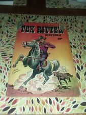 Tex Ritter Western #31 golden age 1955 charlton comics movie star stan campbell