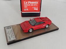 1/43 Le Phoenix Ferrari 288 GTO 84                                   no amr m111