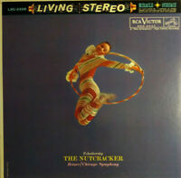 RCA LIVING STEREO LSC-2328 *SHADED DOG* TCHAIKOVSKY THE NUTCRACKER *REINER EX/NM