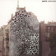 MARTYN - GHOST PEOPLE - 11 TITRES - 2011 - CD NEUF NEW NEU