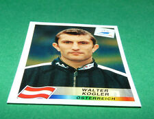 N°144 WALTER KOGLER ÖSTERREICH PANINI FOOTBALL FRANCE 98 1998 COUPE MONDE WM