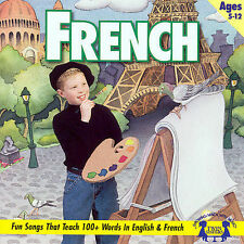 Twin Sisters Productions French Music CD CD