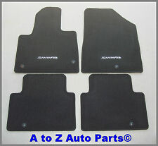 2013,2014,2015,2016 Hyundai Santa Fe GLS/Limited 7 PASS CARPET Floor Mats, OEM