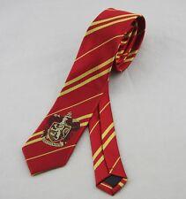 Harry Potter Gryffindor Cravat Ascot Dress With logo Necktie Tie Halloween Gift