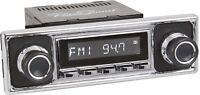 RetroSound 58-85 VW Porsche Mercedes Becker  Hermosa Radio Bluetooth Aux In USB