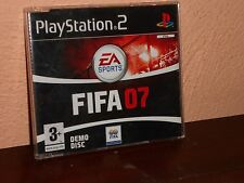 PLAY STATION 2 GIOCO FIFA 07-DEMO DISC