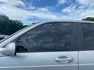 99-10 SAAB 9-5 95 FRONT LEFT DRIVER SIDE DOOR GLASS WINDOW OEM