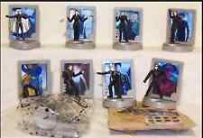 X-MEN X2 OFFICIAL ALL 8 MOVIE ACTION JACK IN THE BOX TOY 2003 LAST ONE!!!!!!!