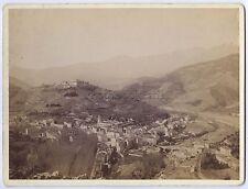 Amélie-les-Bains Photo Declumence Vintage albumine ca 1890