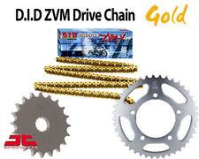 Suzuki GSX1200 Inazuma 99-00 DID HEAVY DUTY GOLD X-Ring Chain Sprocket Kit