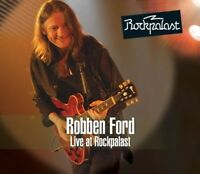 ROBBEN FORD - LIVE AT ROCKPALAST 1998 & 2007 3 DVD  CLASSIC ROCK & POP  NEW+