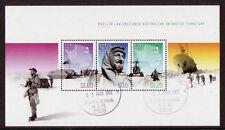Sheet Australian State & Territory Stamps