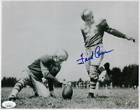 PACKERS Fred Cone signed 8x10 photo JSA COA AUTO HOFer Autographed Kicker