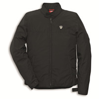 New Spidi Ducati City Tex 14 Fabric Jacket Men's XL Black #981027306
