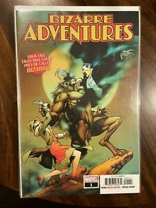 Bizarre Adventures #1 2019 Pacheco Cover Dracula Shang-Chi NM