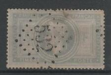 "FRANCE STAMP TIMBRE 33 d "" NAPOLEON III GRAND CHIFFRE 5 "" OBLITERE A VOIR P692"