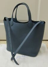 New PALLA Women's A-Bag Large in Navy - Made in Korea - Sold Out Color