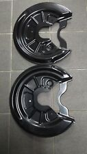 Genuine VW Pair of Rear Brake Disc Cover Shield Golf MK5 MK6 Touran Leon A3