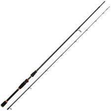 Dynamic Drop Shot Rod LRF 7ft Spinning Lure Predator Travel NGT Fishing Tackle