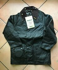 Giacca Barbour Bedale Jacket Childrens XL bambino verde A 110 Sage C32/81 cm
